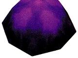 Globe sombre