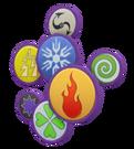 Seven Elements render