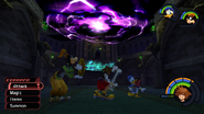 Hollow Bastion from KH1 gameplay 3