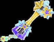 Ephemera's Keyblade Starlight 4 KHX