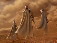 Guerreros de la Llave Espada