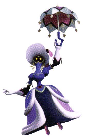 Dama del Parasol