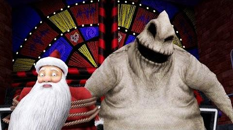 Kingdom Hearts 2 Oogie Boogie Boss Fight (PS3 1080p)