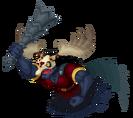 Malicious Reindeer KHX