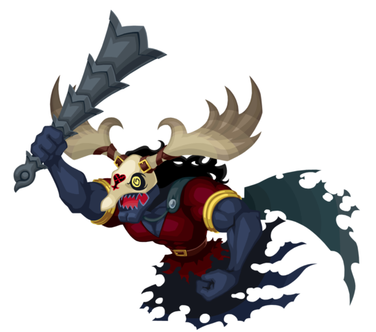 Enraged Elk