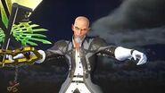 Kingdom Hearts III Re Mind Handicap Combat contre Maître Xehanort