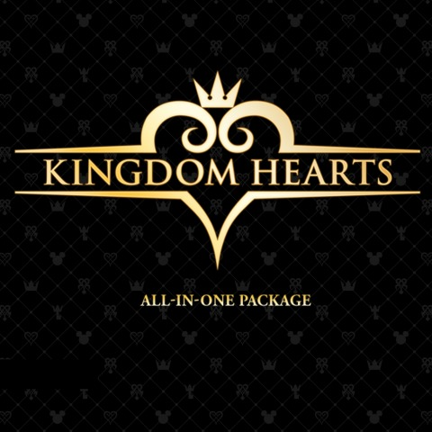 Kingdom Hearts All-In-One