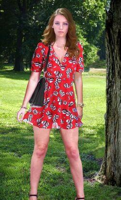 Sexy User Pain88 (Sandra Ws) wears a ozzie pansy dress 3.jpg