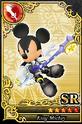 Carta SR Rey Mickey 3