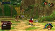 Deep Jungle gameplay 2