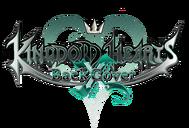 Kingdom Hearts Back Cover logo