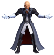 Master Xehanort KH3