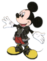 Mickey KHIII Concept Art