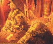 Agrabah- Treasure Room (Art) KH