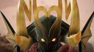 Kingdom Hearts 3 (PS4) Dark Inferno X Boss Battle HD 1080p - REmind DLC