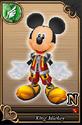 Carta N Rey Mickey
