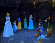 Princesas del corazón kh1