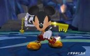 Mickey kh2 1000 heartless