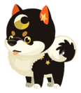 Black Pupmoon (Spirit) KHUX
