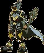 Ventus- Keyblade Armor (Art) KHBBS