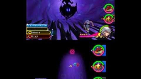 Kingdom Hearts 3D Ansem 2 glitch