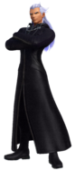 Ansem, Seeker of Darkness (Black Coat) KHIII