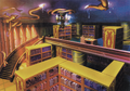Hollow Bastion Library KH 01