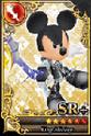 Carta SR+ Rey Mickey 4