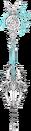 Young Xehanort's Keyblade (Art) KH3D