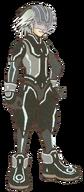 Riku concept art TRON