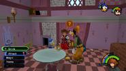 Wonderland from KH1 gameplay 1