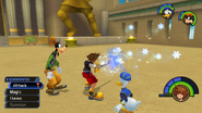 Blizzard from KH1 gameplay