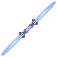 Young Xehanort's Dual Ethereal Blade KHBBS