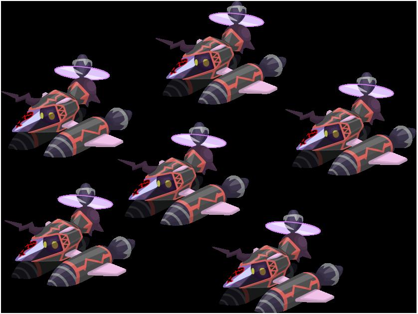 Black Copter Fleet