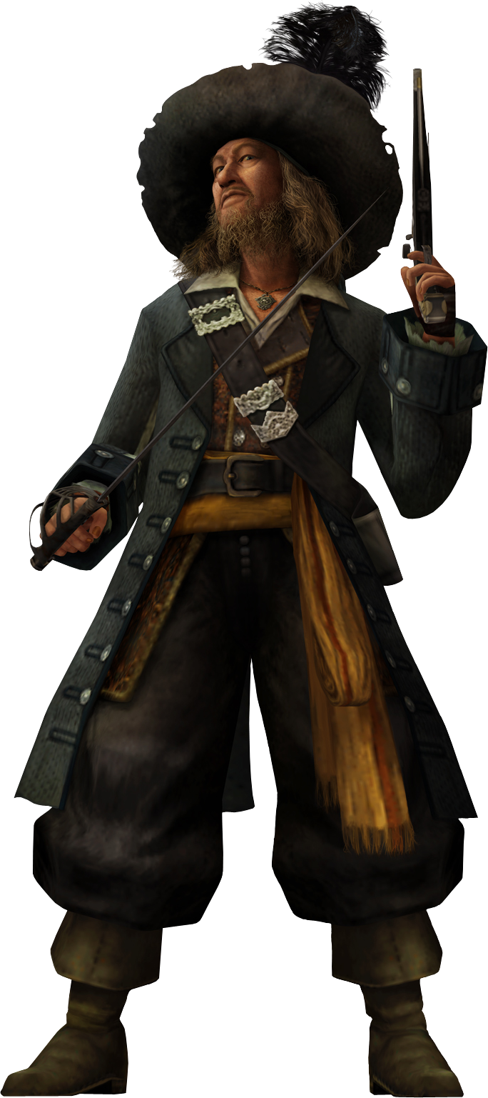 Captain Barbossa/Gameplay