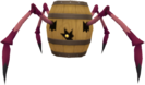 Barrel Spider OC KHRECOM