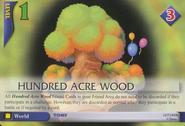 Hundred Acre Wood BoD-157
