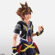 Play arts 6 Sora 4