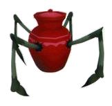 Araña de Tinaja