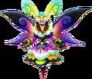 Queen Buzzerfly (Riku's Side) KH3D