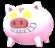 Bouncy Pig KH3