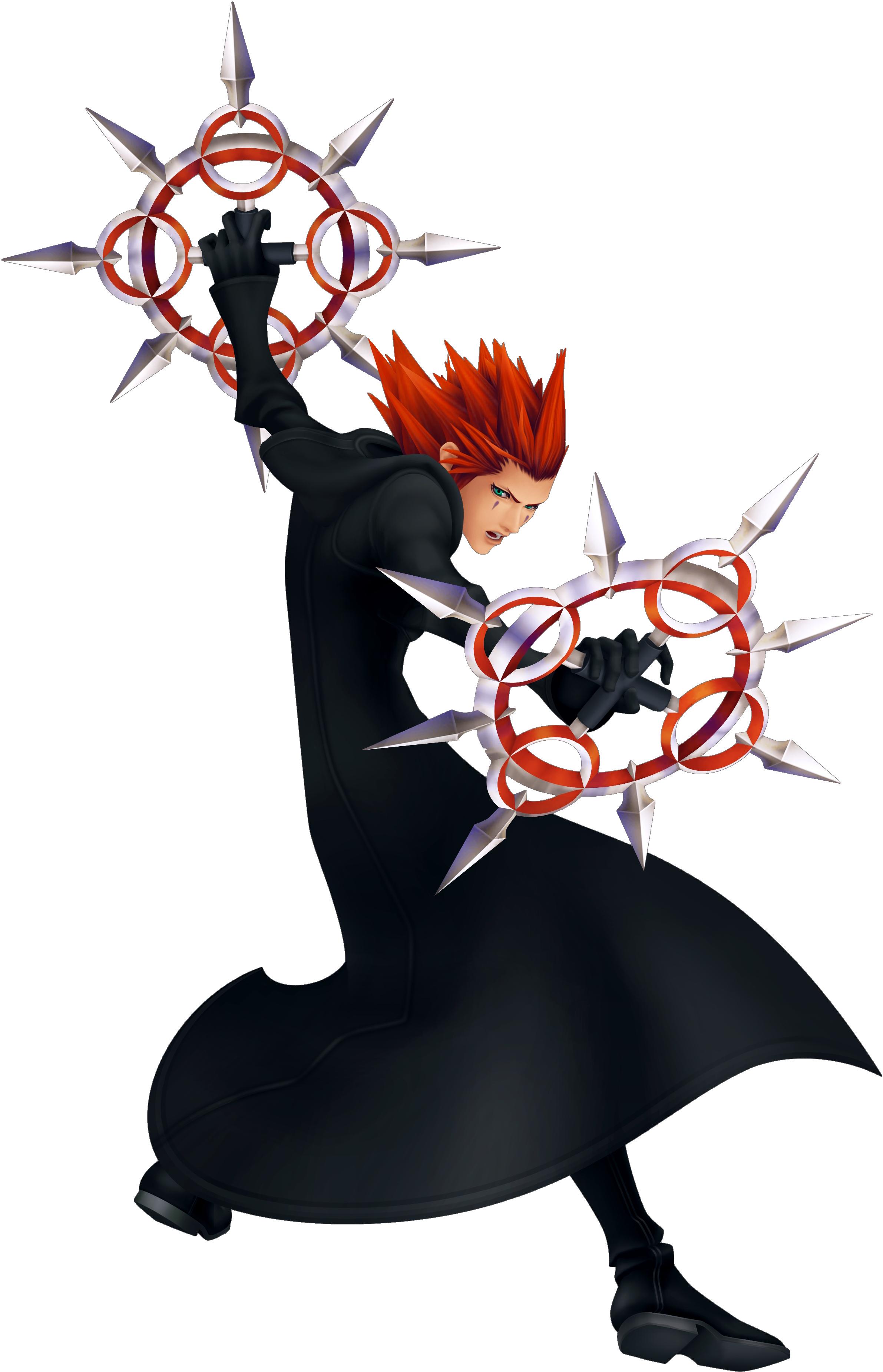 Axel/Gameplay