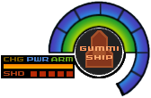 Gummi Ship Gauge KH