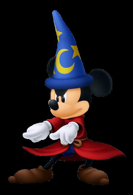 Mickey (Apprenti Sorcier)
