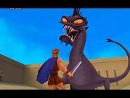 Hércules vs la Hidra