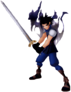 Zack- Dark Form KHBBS