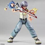 Play arts 5 Riku