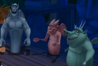 Laverne, Víctor y Hugo