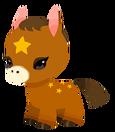 Brown Horstar (Spirit) KHUX