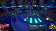 Kingdom Hearts III Re Mind Handicap Combat contre le Roi des jouets